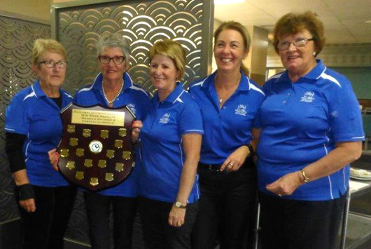 2017 ladies winner div2