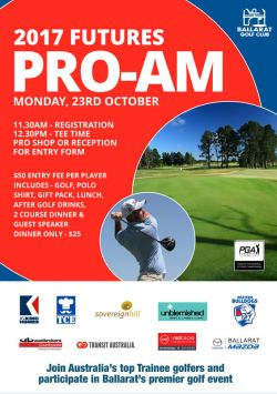 2017 Poster Pro Am