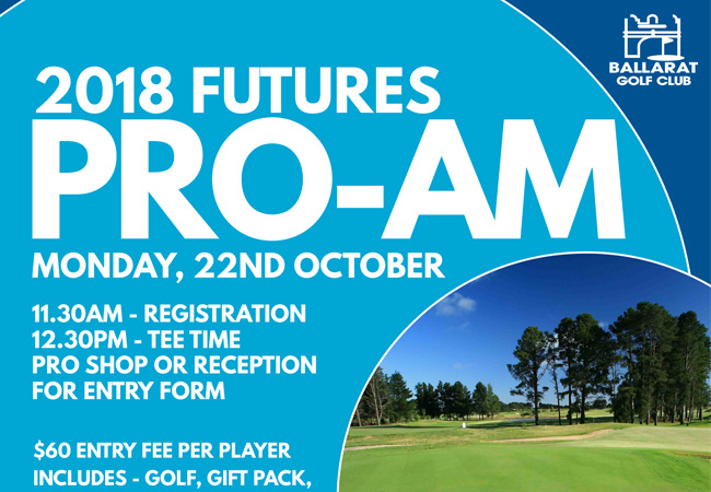 2018 Futures ProAm