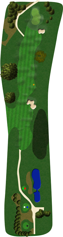 course map hole14