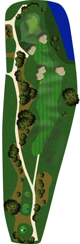 course map hole16