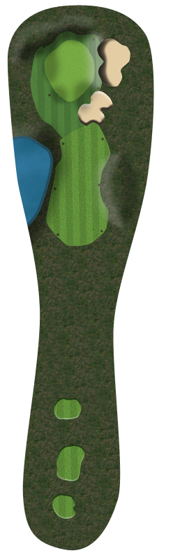 course map hole06