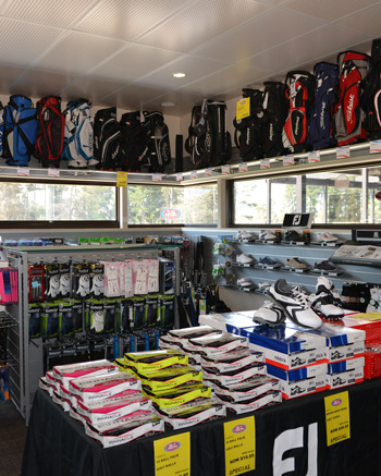 David Wallis Pros Shop