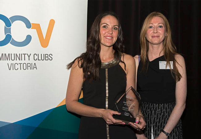 BGC Wins CCV Awards