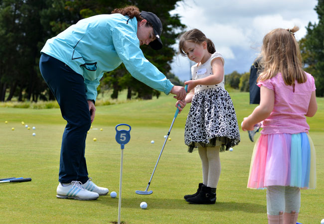 2017 Give Golf a Go Day
