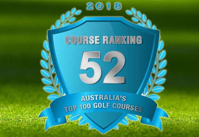 Golf Course Guide Top 100 Courses in Australia