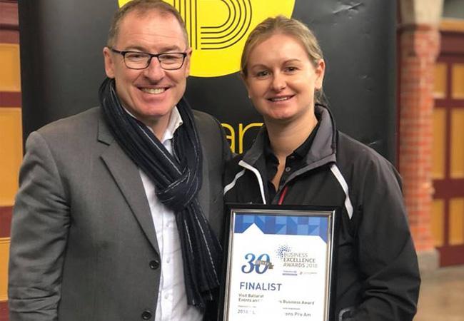 BGC Finalist in Business Awards