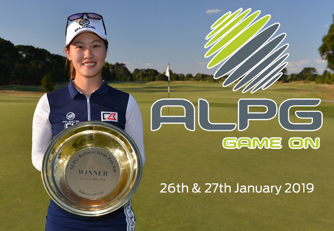 2019 ALPG Announcement