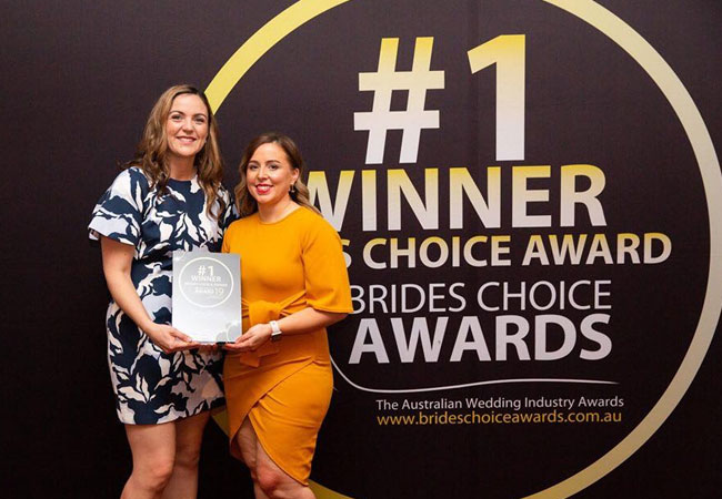 BGC wins best Golf Club Wedding Venue