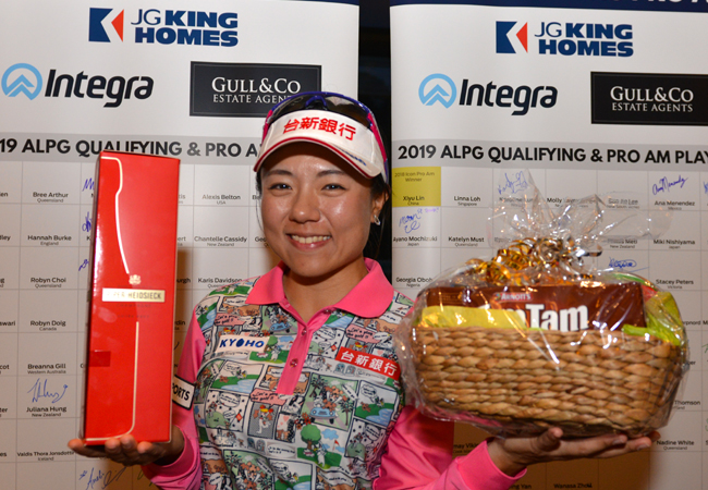 Peiying victory at ALPG Qualifying